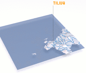 3d view of Tiliva