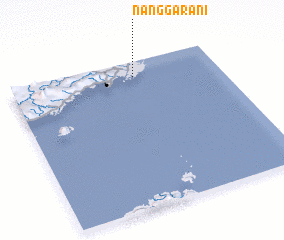 3d view of Nanggarani