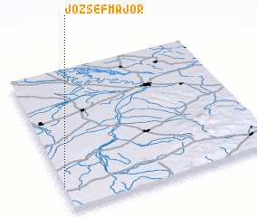 3d view of Józsefmajor