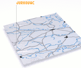3d view of Jurkovac