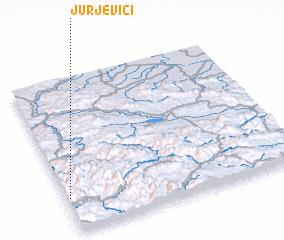 3d view of Jurjevići
