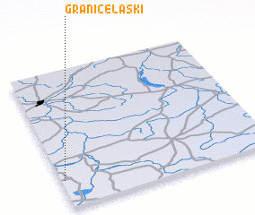 3d view of Granice Laski