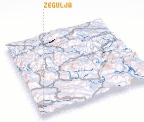 3d view of Žegulja