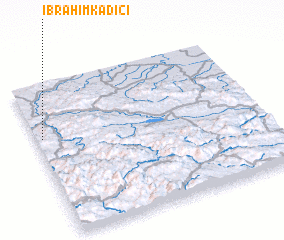 3d view of Ibrahim Kadići