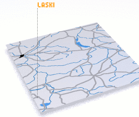 3d view of Laski