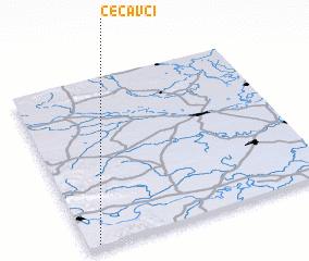 3d view of Čečavci