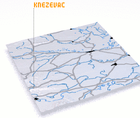 3d view of Kneževac