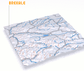 3d view of Brekale