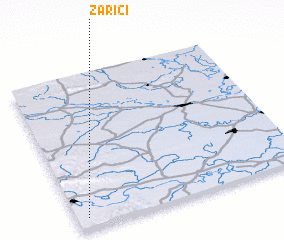 3d view of Zarići