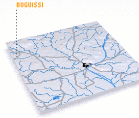 3d view of Boguissi