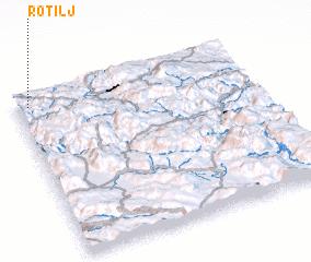 3d view of Rotilj