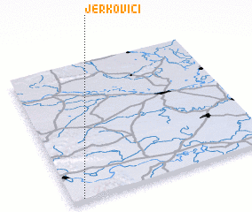 3d view of Jerkovići