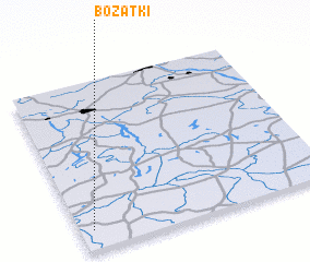 3d view of Bożatki