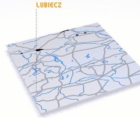 3d view of Lubiecz