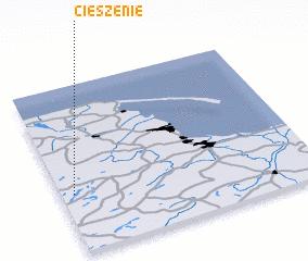 3d view of Cieszenie