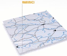 3d view of Marinići