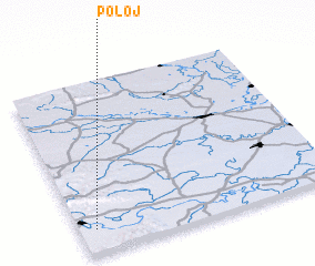 3d view of Poloj