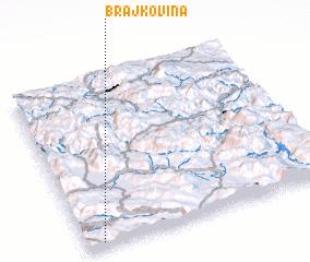 3d view of Brajkovina