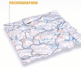 3d view of Paškina Kafana