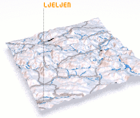3d view of Ljeljen