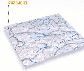 3d view of Ružojčići