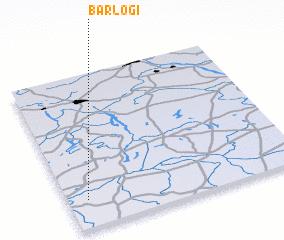 3d view of Barłogi