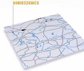 3d view of Dobieszewice