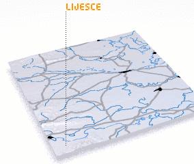 3d view of Liješće