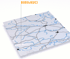 3d view of Borojevci