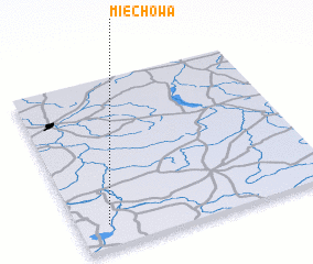 3d view of Miechowa