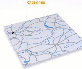 3d view of Szalonka