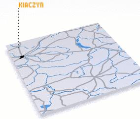3d view of Kiączyn