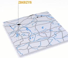 3d view of Zberzyn