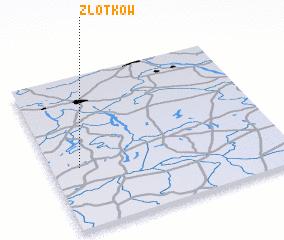 3d view of Złotków