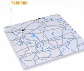 3d view of Tarkowo