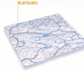 3d view of Blatnjači