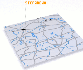 3d view of Stefanowo
