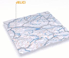 3d view of Jelići