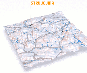 3d view of Strujevina