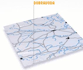 3d view of Dobra Voda