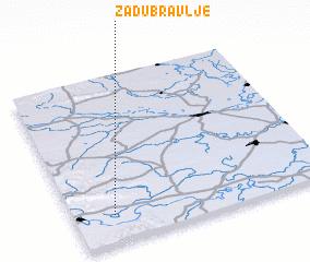 3d view of Zadubravlje