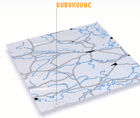 3d view of Dubokovac