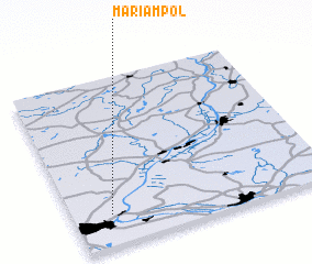3d view of Mariampol