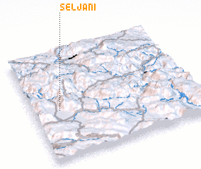 3d view of Seljani