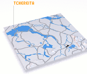 3d view of Tchéreïta