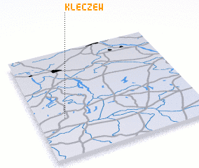 3d view of Kleczew