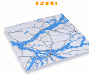 3d view of Kiemkamba