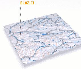 3d view of Blažići