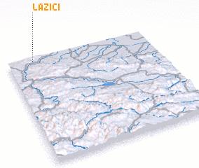 3d view of Lazići