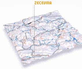 3d view of Zečevina
